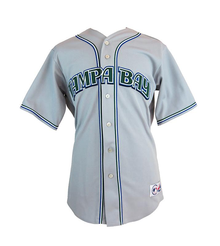 brand new 3e12e 97f10 Tampa Bay Rays Baseball Jersey