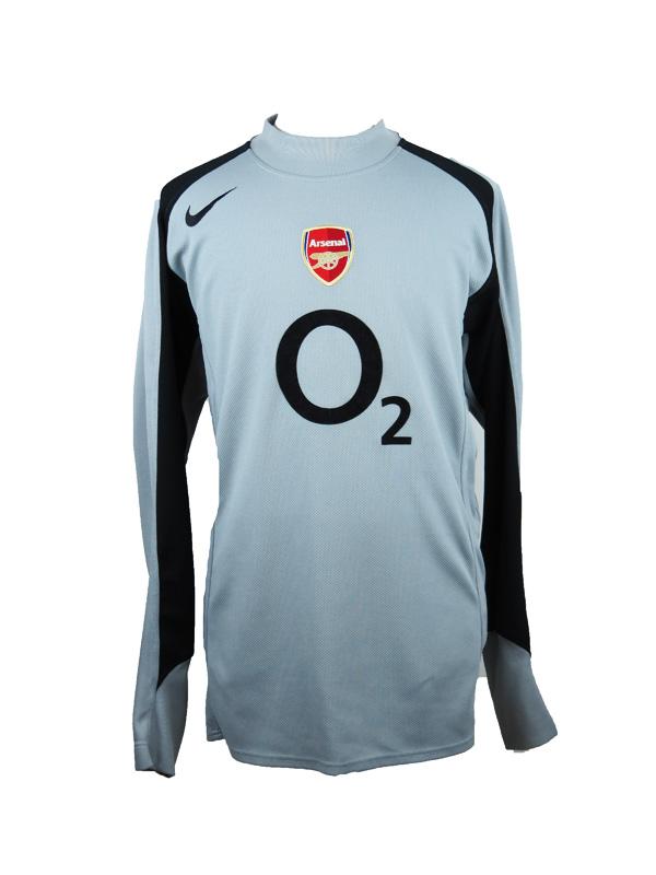 sports shoes e5c68 82f05 Nike Arsenal FC Goalkeeper Long Sleeve Jersey