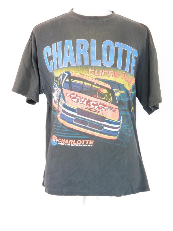 Harley Davidson Of Charlotte >> Vintage NASCAR Charlotte Motor Speedway T-Shirt - 5 Star