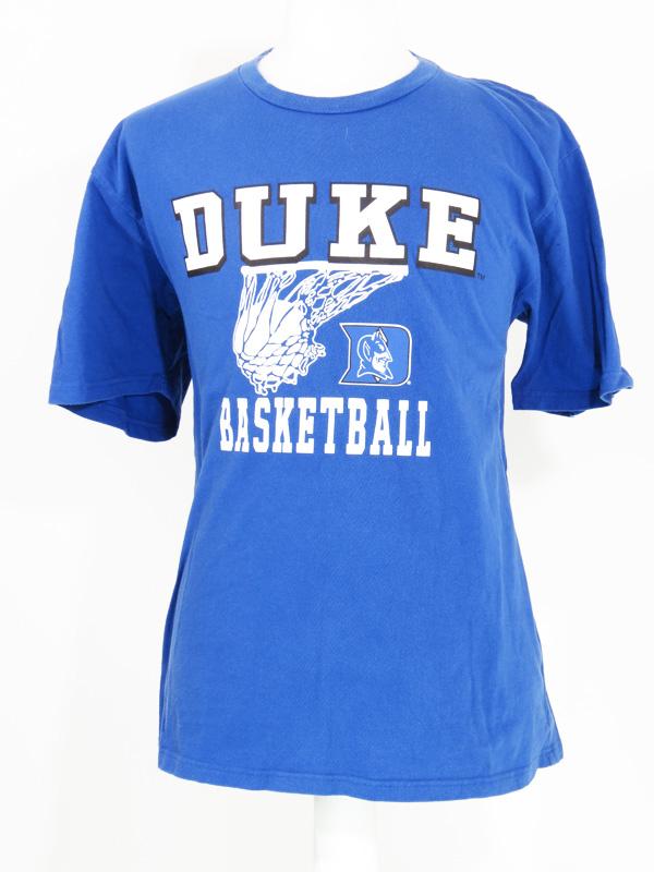 sale retailer 030d1 21c03 Vintage Duke University Basketball Blue Devil T-Shirt