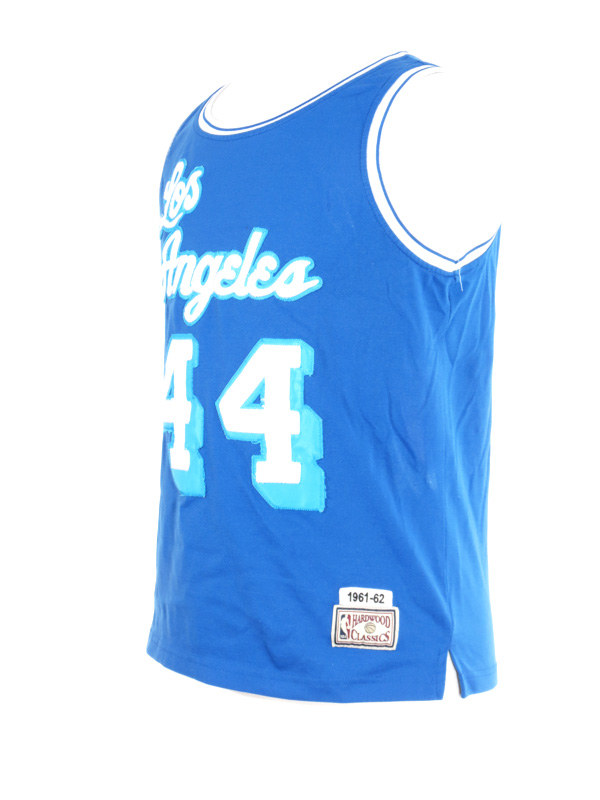 b95905faf00 LA Lakers Hardwood Classic Jerry West Jersey Small - 5 Star Vintage