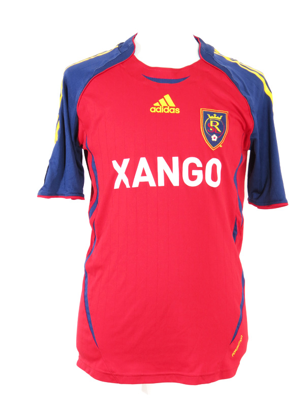 new style 3d6c0 807dc Real Salt Lake Adidas MLS Soccer Jersey