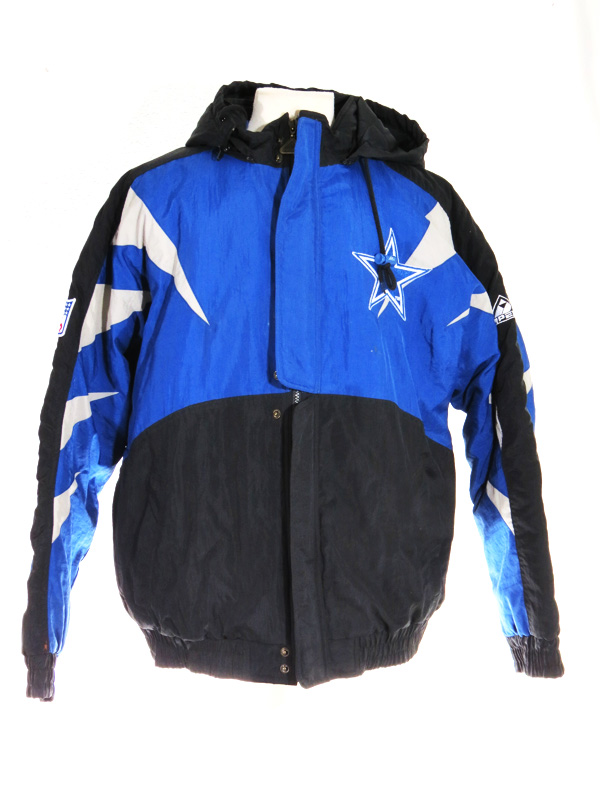 the latest c319b 4bd50 90s Dallas Cowboys APEX Puffy Jacket
