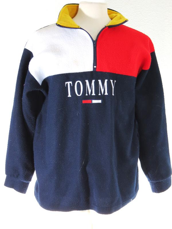 tommy hilfiger half zip