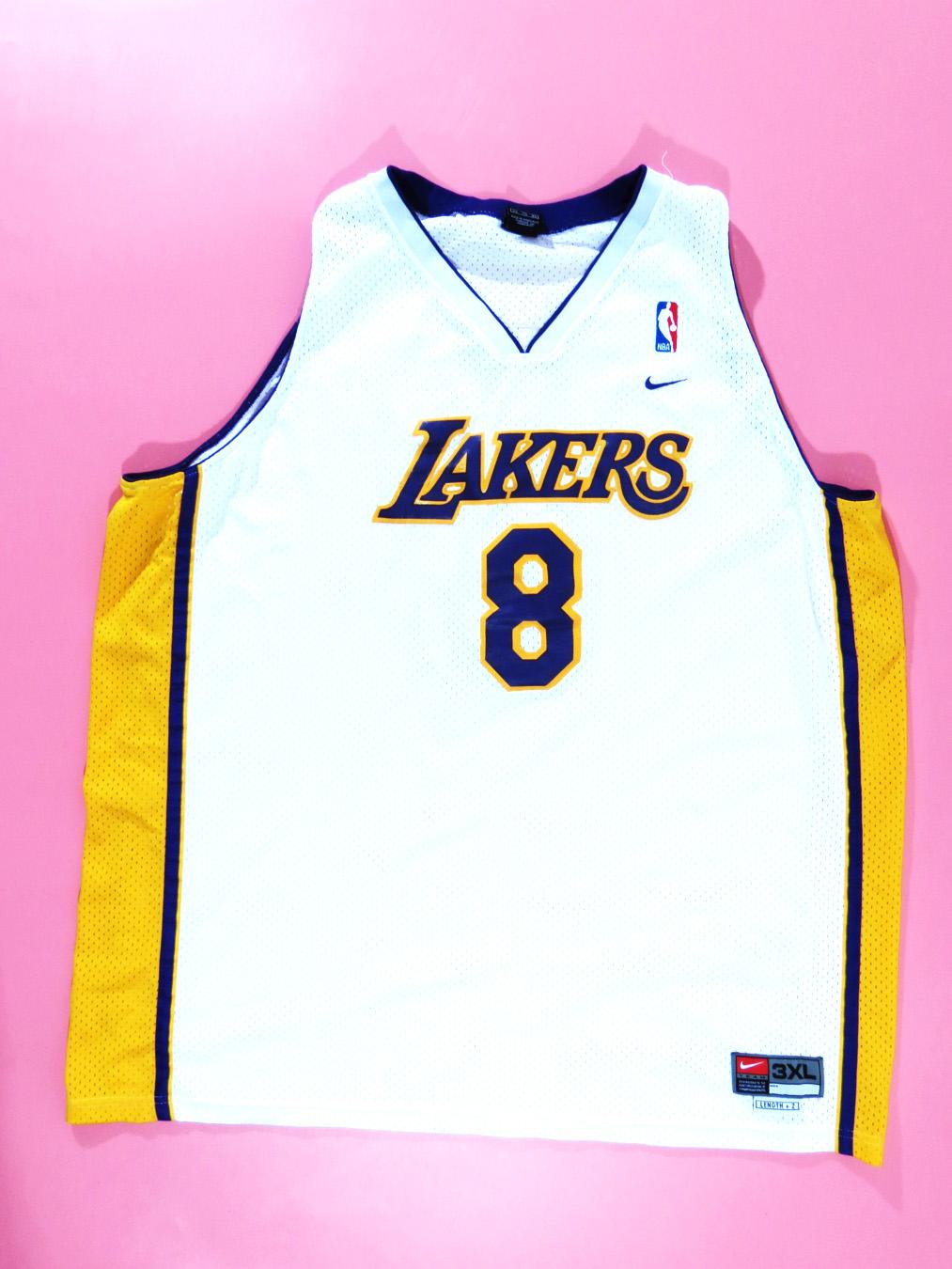 Kobe Bryant LA Lakers Nike Jersey 3XL