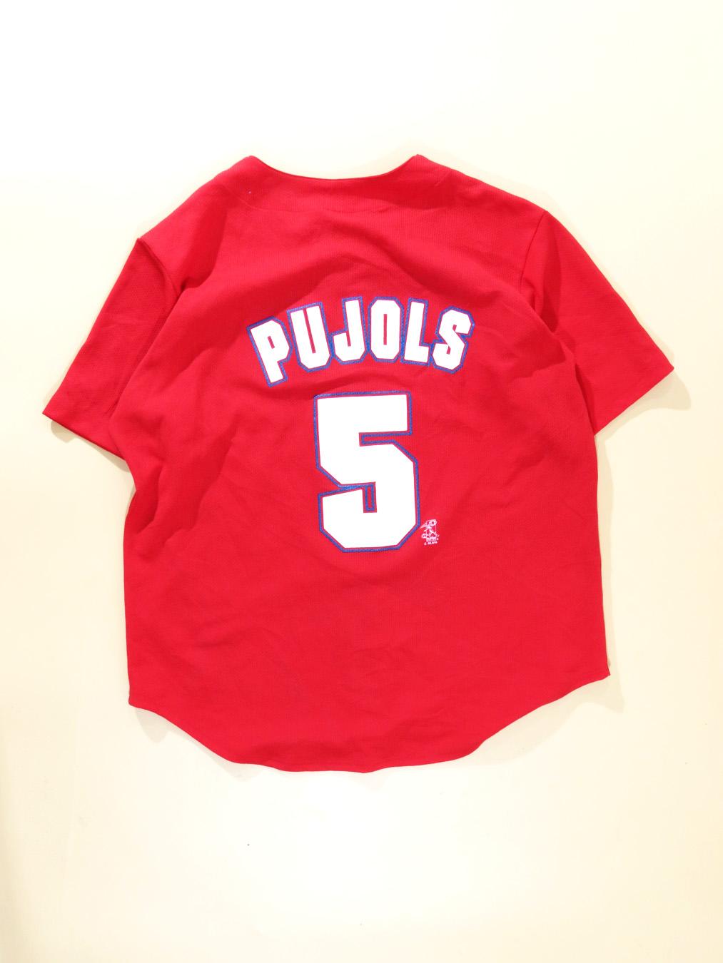 the best attitude a61e0 100c3 St. Louis Cardinals Albert Pujols Jersey