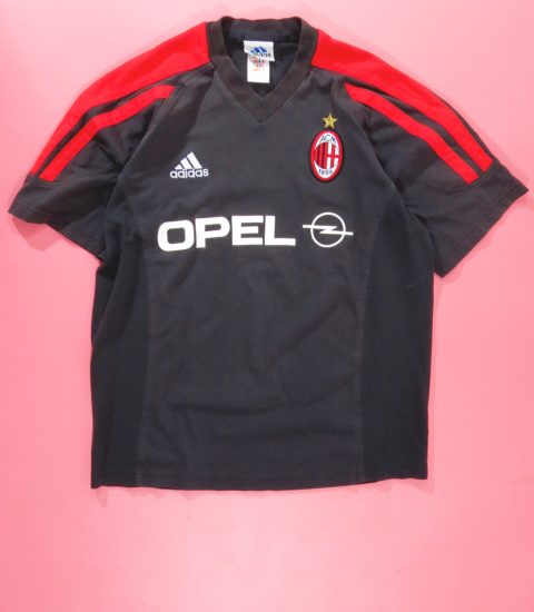 5d0c918b40d Adidas AC Milan Cotton Soccer Jersey
